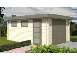 Garage C 380x536cm