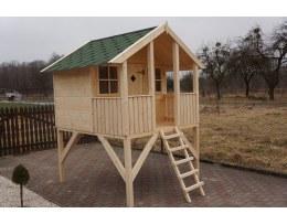 Domek dla dzieci Toby 185x195cm