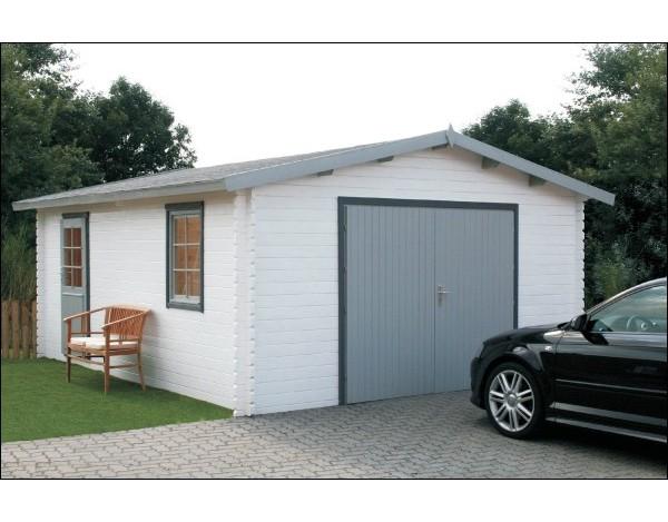 Garaż jednostanowiskowy 40mm