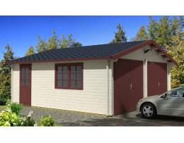 Garage D 595x530cm